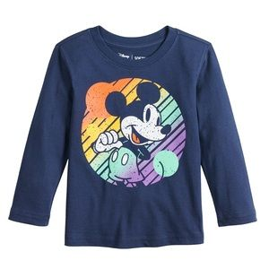 NWT Jumping Beans Disney Mickey Mouse 3T T-Shirt